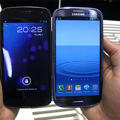 Hands-On with the Galaxy S III at Unpacked 2012: UI, Gestures, and USB Host – XDA TV