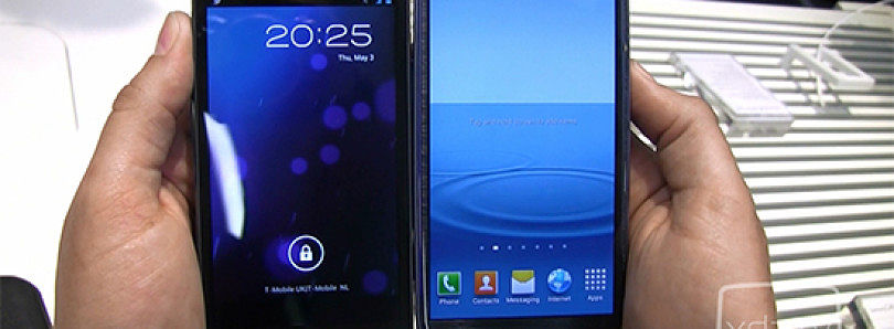 Official Stock Firmware for the Samsung Galaxy S III Leaked