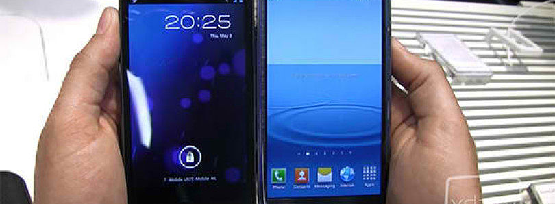 ICS Official Firmware Release for the SGS3 and SGS2 I9100G
