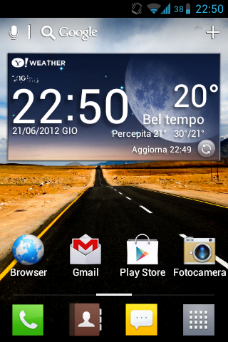 LG 3 0 Launcher for any ICS-Based Device