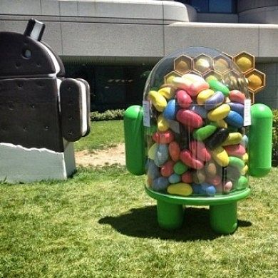 Jelly Bean Ported to the CDMA Galaxy Nexus