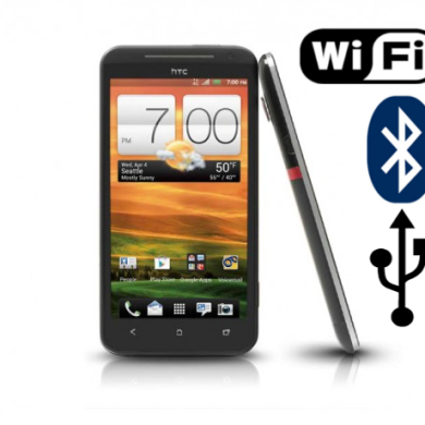 Enable WiFi Hotspot and USB / Bluetooth Tethering on the EVO 4G LTE
