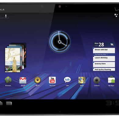 Jelly Bean Officially Lands on the US WiFi Xoom