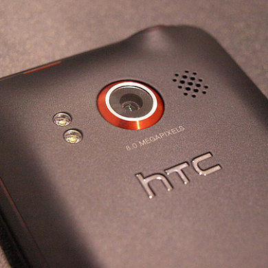 HTC 8MP Cameras by OmniVision Use Universal Drivers