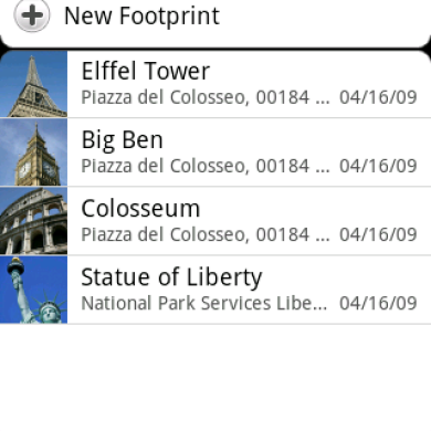 How to Restore HTC Location and Footprints on the Rezound