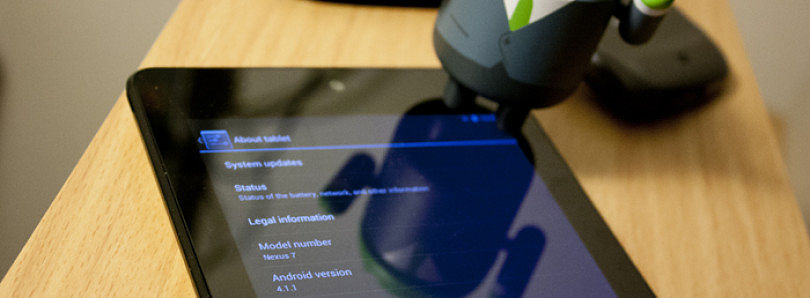 Android 4.1.1 Rolling out to the Nexus 7 and Galaxy Nexus