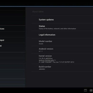 Upgrade to Jelly Bean on Xoom Without Losing Root, Recovery, or Unlocked Bootloader