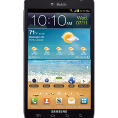 T-Mobile Galaxy Note End-of-Life?