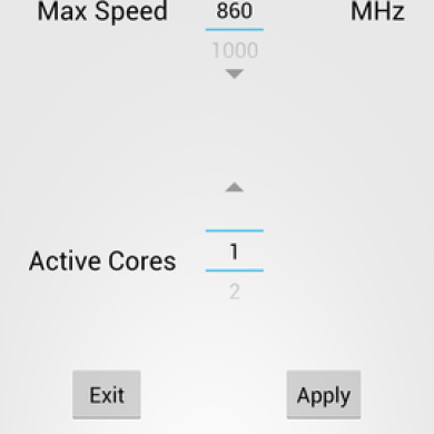 LG GearBox Gives Optimus 4X HD CPU Control Without Root