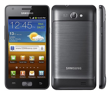 Official ICS Update Available for Samsung Galaxy R I9103