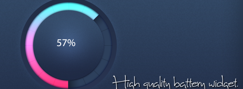 Eight Great Battery Widgets