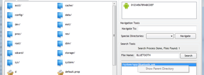 Droid Manager: When Doing Only a Few Things is Not Enough