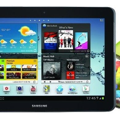 Jelly Bean Leak for the Samsung Galaxy Tab 2