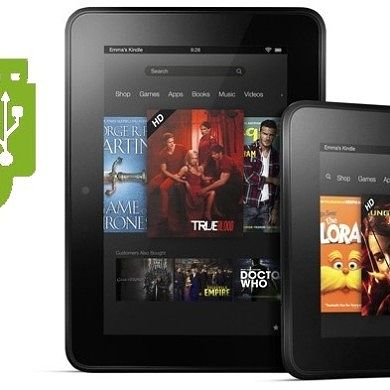 How to Connect to any Kindle Fire Device with ADB