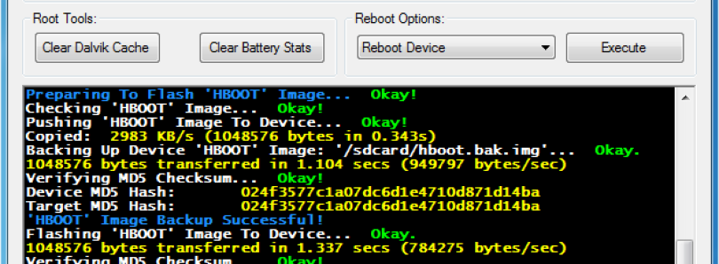 Root any HTC Device with HTC Quick Root