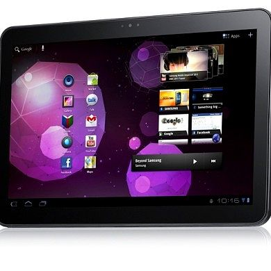 Voice Calling on the Samsung Galaxy Tab 10.1