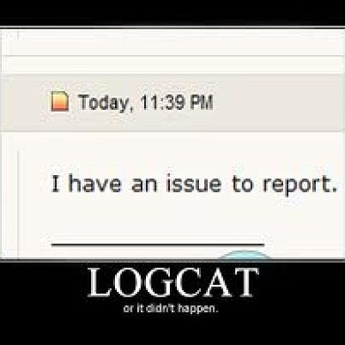 Easy Fix for Logcat Blues on Jelly Bean Ports