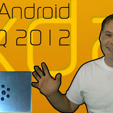 Big Android BBQ 2012 Unboxed the XDA Way – XDA Developer TV