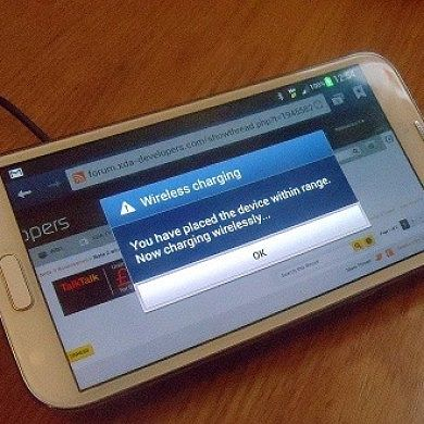 Simple Wireless Charging Mod For The Galaxy Note II