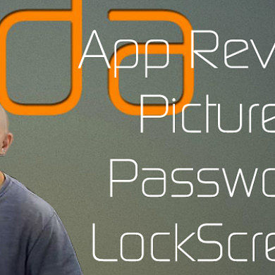 App Review: Unlock your Phone Differently with Picture Password LockScreen – XDA Developer TV