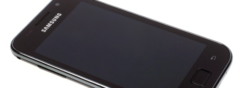 Floating Touch on the Samsung Galaxy SL I9003