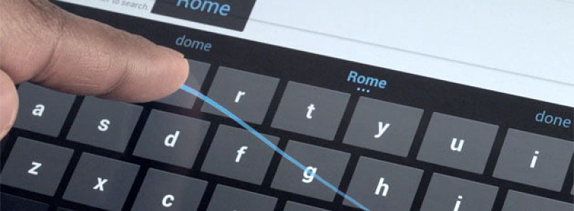 Android 4.2 Keyboard with Gesture Typing Leaked