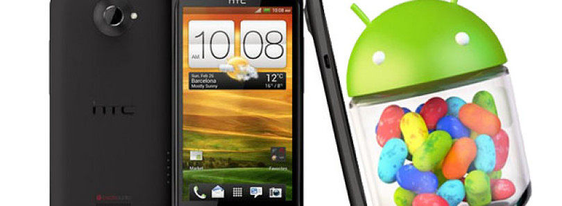 Jelly Bean Leak for the HTC One X