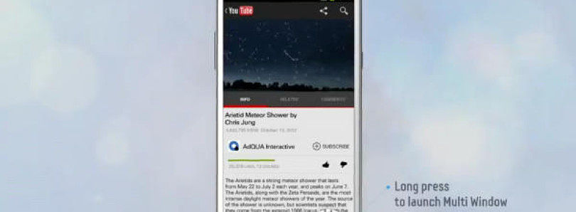 Add Unlimited Apps to the Galaxy Note 2 Multi-Window Selection