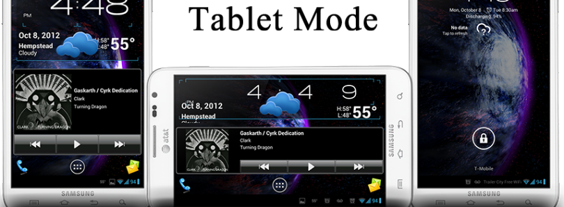 Paranoid Android with S-Pen Gestures for Galaxy Note i717