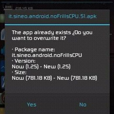 System App Installer Makes It Easy to be Lazy on Galaxy Y