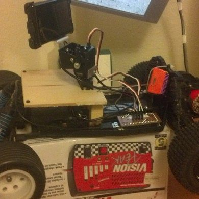 Driving Miss Droidsy–Behold The Android Powered Car