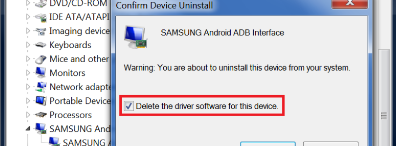 Universal Naked Driver Updated Again, Supports New Nexus Devices
