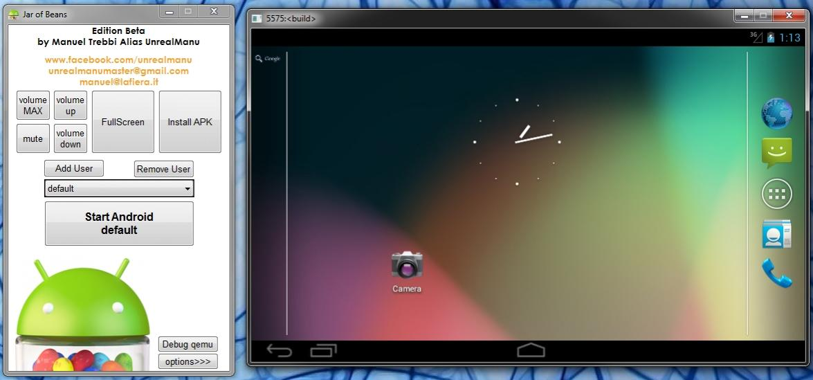 android emulator latest version free download