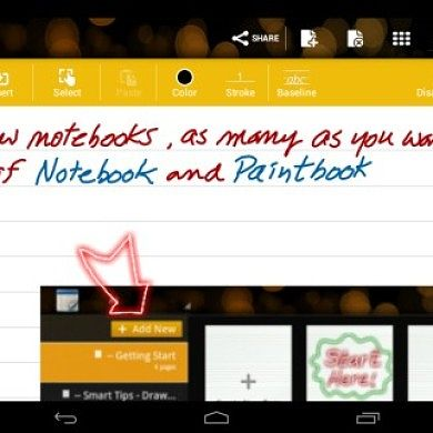 Install Asus Supernote on Any ICS or Later Device