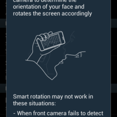 Rotate Your Screen with GMD Smart Rotate