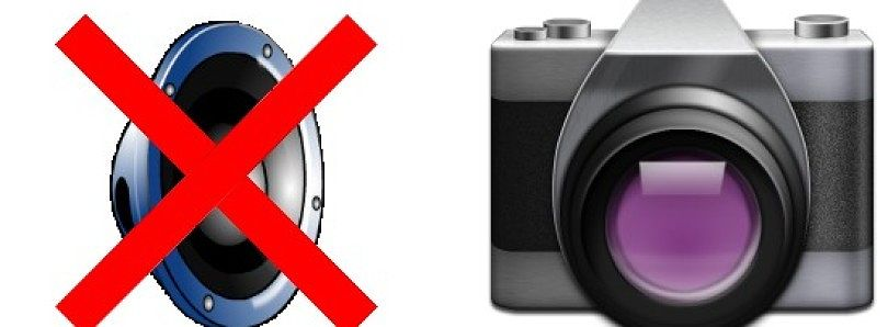 Silent Camera Mod Disables Shutter Sound for Android 4+ Devices