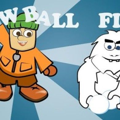 Have Some SnowBall Fun with SnowBall Fight for Android
