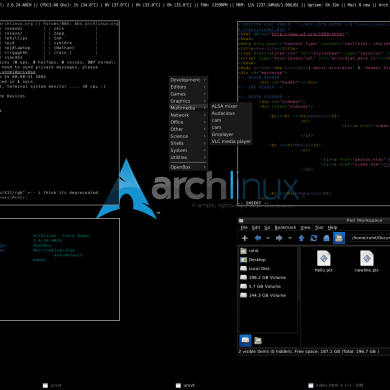 ArchLinux on the Transformer TF300T