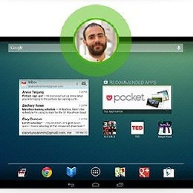 Share Apps Across Multiple Users on the Nexus 7