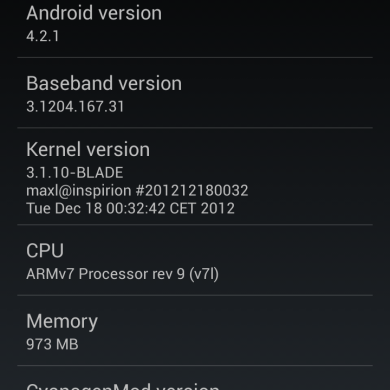 HTC One X+ Receives Vanilla, CM10.1, and AOKP Android 4.2 Builds
