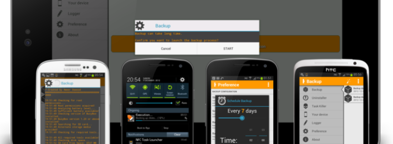 Orange Backup Sends a Nandroid to the Cloud with One Click