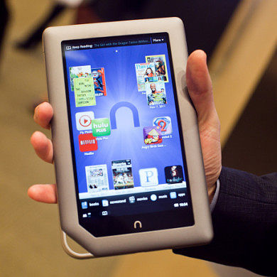 Quadruple Boot into Nook OS, CM7, 9, and 10 on Nook Tablet