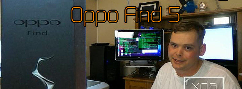 Oppo Find 5 Unboxed the XDA Way – XDA Developer TV