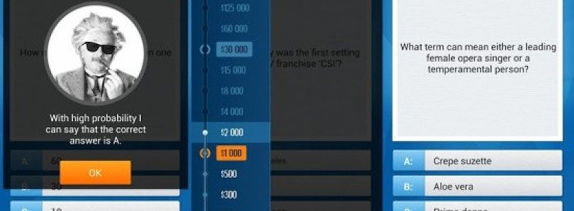 Who Wants to be a Millionaire Clone for Android