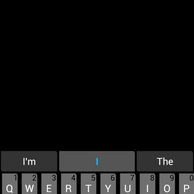 Minimalistic Text Editor for Android