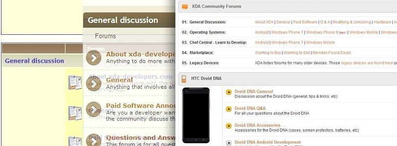 Introducing the XDA Changelog!