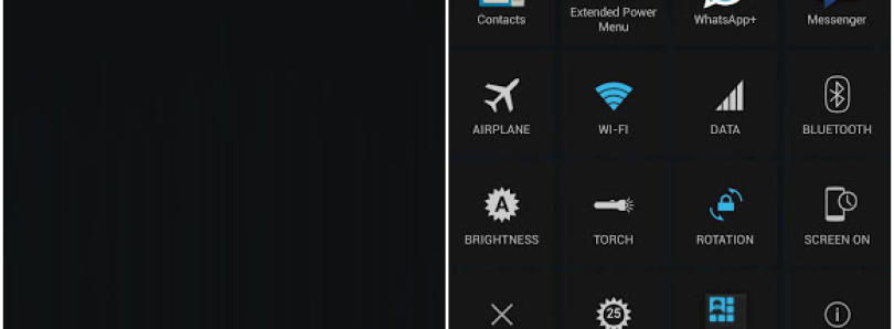 Jelly Bean Toggles for Everyone with Quick Settings