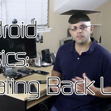 Android Basics 101: Backing Up Your Apps and Data – XDA Developer TV