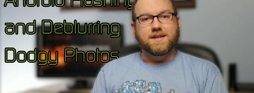 Simplifying Android Flashing and Deblurring Dodgy Photos – XDA Developer TV