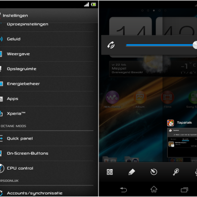 Mods Collection For The Xperia P, U, Go, and Sola